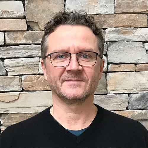 Matt Haugh, Director of Sales and Marketing