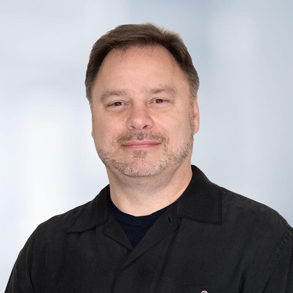 Tom Lang, Director of Engineering